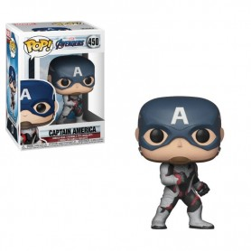 Vengadores Endgame Figura POP! Movies Vinyl Captain America 450