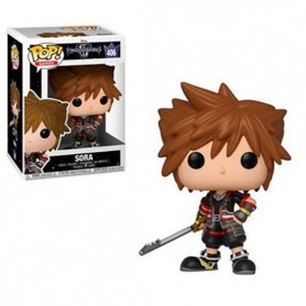 Kingdom Hearts 3 POP! Disney Vinyl Figura Sora 406