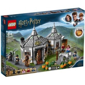 LEGO HARRY POTTER CABAÑA DE HAGRID