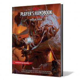 D&D Player's Handbook (Manual del Jugador)