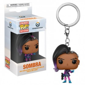 Llavero Pocket POP Overwatch Sombra