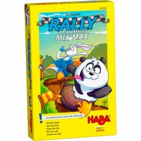 Rally de Animales Mix Max