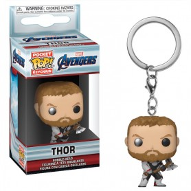 Llavero Pocket POP Marvel Avengers Endgame Thor