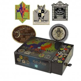 The Harry Potter Caja 5 Puzzles Callejon Diagon