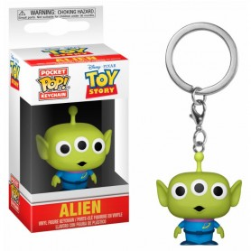Llavero Pocket POP Disney Pixar Toy Story Alien