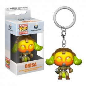 Llavero Pocket POP Overwatch Orisa