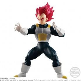 Dragon Ball Super Figura Styling Collection Super Saiyan God Vegeta 11 cm