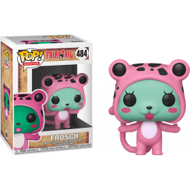 Fairy Tail POP! Animation Vinyl Figura Frosch 9 cm