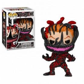Venom POP! Marvel Vinyl Cabezón Carnage 9 cm