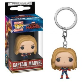 Pocket Pop Capitana Marvel