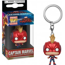 Pocket Pop Capitana Marvel Casco