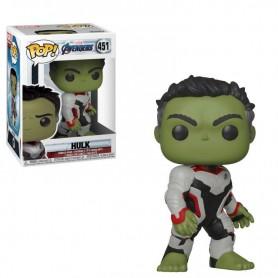 Vengadores Endgame Figura POP! Movies Vinyl Hulk 9 cm