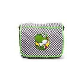 Bandolera Nintendo Yoshi Checkered