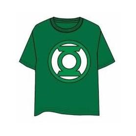 Camiseta Linterna Verde Logo DC