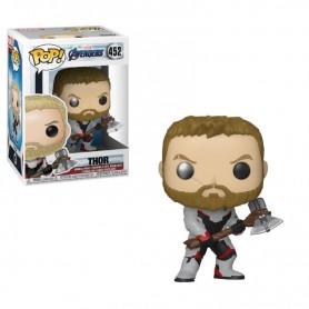 Vengadores Endgame Figura POP! Movies Vinyl Thor 452