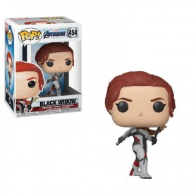 Vengadores Endgame Figura POP! Movies Vinyl Black Widow 454