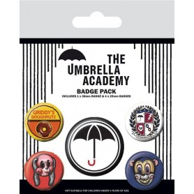 Chapas The Umbrella Academy