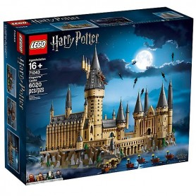 Castillo de Hogwarts Lego