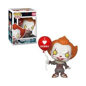 Stephen King's It 2 POP! Movies Vinyl Figura Pennywise Balloon 9 cm