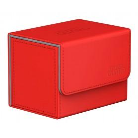 Ultimate Guard SideWinder™ 80+ Tamaño Estándar ChromiaSkin™ Rojo