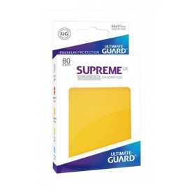 Ultimate Guard Supreme UX Sleeves Fundas de Cartas Tamaño Estándar Turquesa (80)