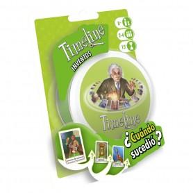 Timeline Blister: Inventos
