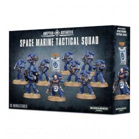 copy of Space Marine Devastator Squad