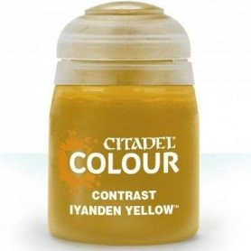Iyanden Yellow 18ml