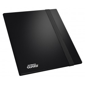 Ultimate Guard 9-Pocket FlexXfolio Carpeta para Cartas Negro