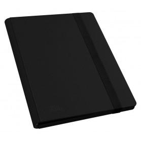 Ultimate Guard 9-Pocket FlexXfolio XenoSkin Carpeta para Cartas Negro