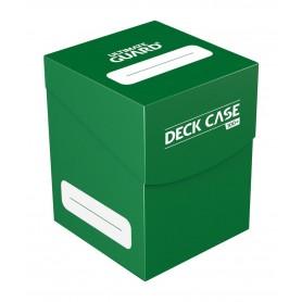Ultimate Guard Deck Case 100+ Caja de Cartas Tamaño Estándar Verde