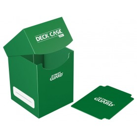 Ultimate Guard Deck Case 100+ Caja de Cartas Tamaño Estándar Verde
