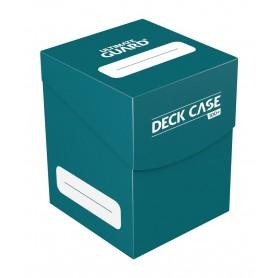 Ultimate Guard Deck Case 100+ Caja de Cartas Tamaño Estándar Gasolina Azul