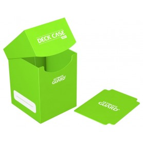Ultimate Guard Deck Case 100+ Caja de Cartas Tamaño Estándar Verde Claro
