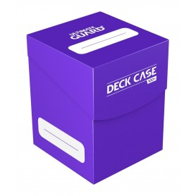 Ultimate Guard Deck Case 100+ Caja de Cartas Tamaño Estándar Violeta