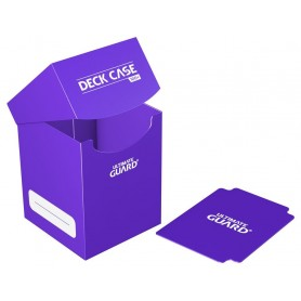 Ultimate Guard Deck Case 100+ Caja de Cartas Tamaño Estándar Violeta