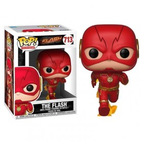 The Flash Figura POP! Television Vinyl Flash 9 cm