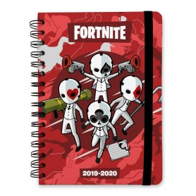 Fortnite Agenda Escolar 2019/2020 A5