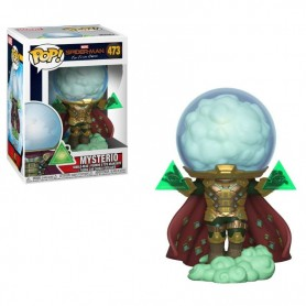 Spider-Man: lejos de casa POP! Movies Vinyl Mysterio 473