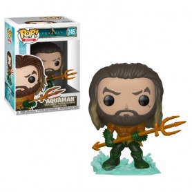 Aquaman Movie Figura POP! Movies Vinyl Aquaman 245