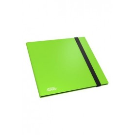 Ultimate Guard 12-Pocket QuadRow FlexXfolio Verde Claro