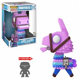 Fortnite Super Sized POP! Games Vinyl Figura Loot Llama 25 cm 511