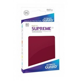 copy of Ultimate Guard Supreme UX Sleeves Fundas de Cartas Tamaño Estándar Beige Mate (80)
