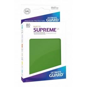 copy of Ultimate Guard Supreme UX Sleeves Fundas de Cartas Tamaño Estándar Beige Mate (80)