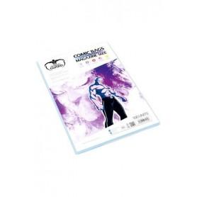 Ultimate Guard Comic Bags Bolsas con cierre reutilizable de Comics Magazine Size (100)
