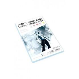 Ultimate Guard Comic Bags Bolsas de Comics Silver Size (100)