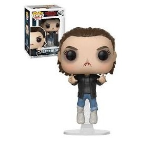 Stranger Things POP! Movies Vinyl Figura Eleven Elevated 9 cm 637