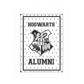 copy of Harry Potter Placa de Chapa Roar Gryffindor 21 x 15 cm