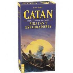Catan: Piratas y Exploradores 5 - 6 jugadores