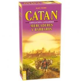 Catan Mercaderes y bárbaros expansión 5-6 jugadores